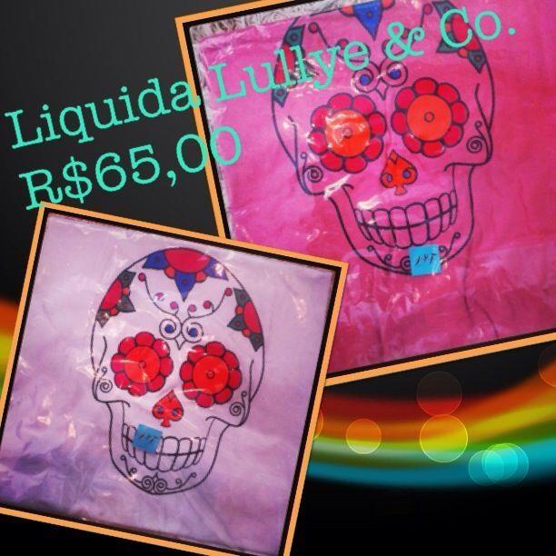 Liquida Caveira mexicana